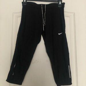 Nike cropped running leggings